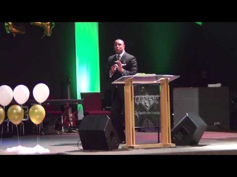 Bishop Joseph Simmons -The Set UP 4.6.2014