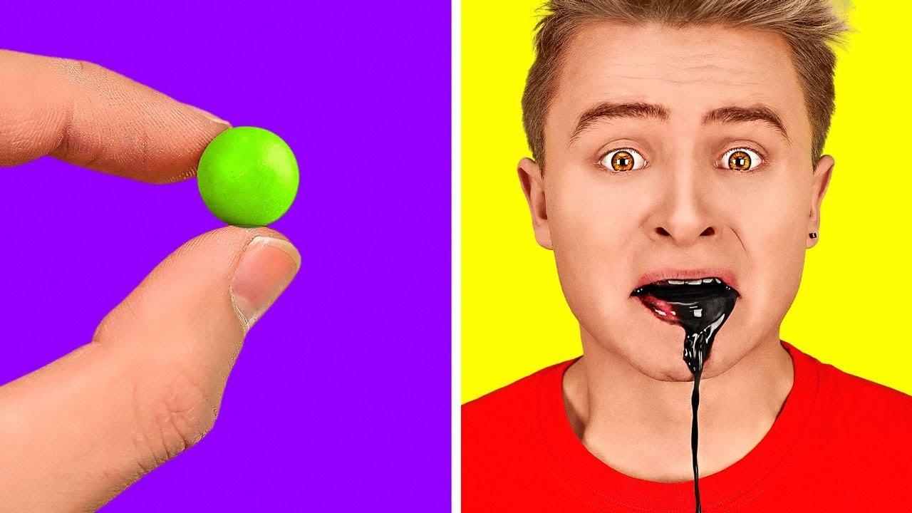 역대 기발한 장난! || 123 GO! 가 준비한 재미있는 장난과 멋진 트릭