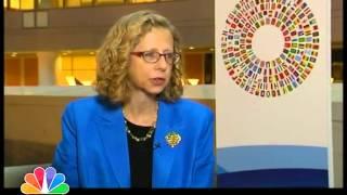 نائبة رئيس البنك الدولي: رغم الظروف الصعبة لبعض الدول العربية.. نتوقع نموها بنسبة 3%