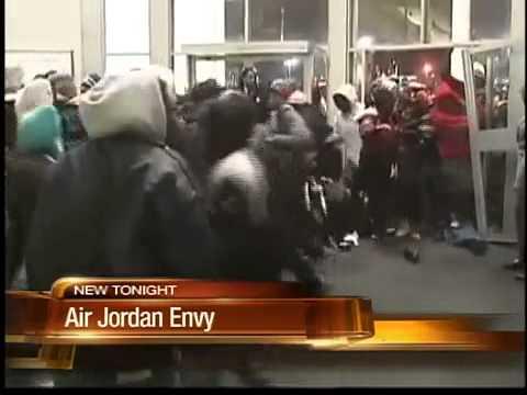 New Air Jordans Cause Nationwide Frenzy