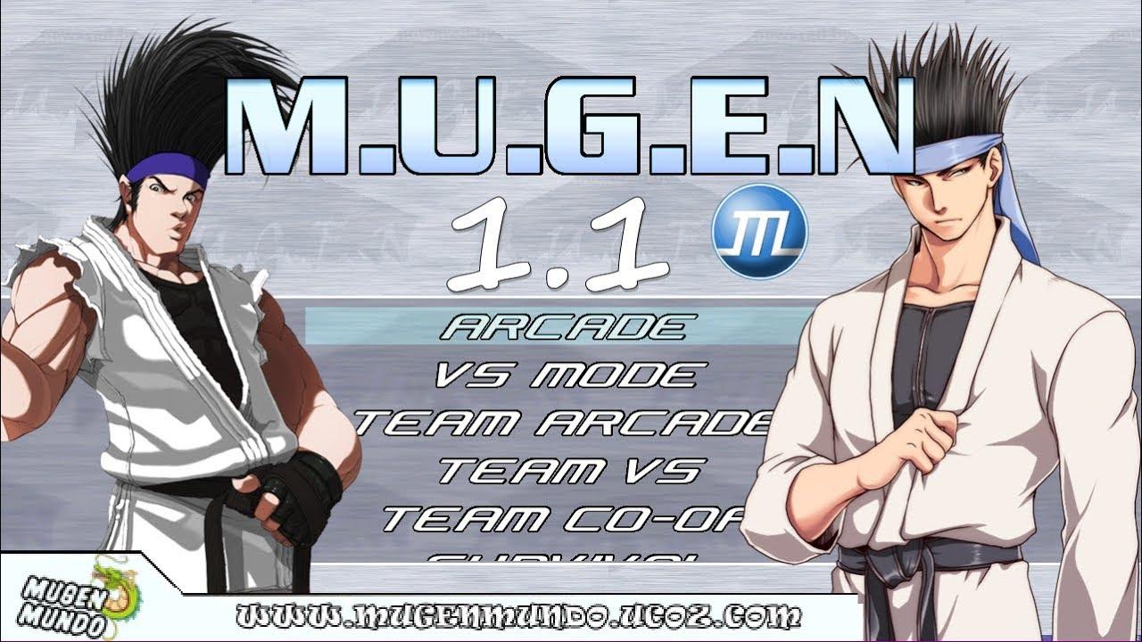 MUGEN 1 1 ALPHA & BETA (Versões POTENTES) (Download) #Mugen #AndroidMugen  #MugenAndroid