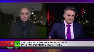 "Chris Williamson: ""Tories made Brexit a dog"