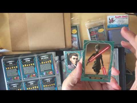 Ramos Comics - Packing Video