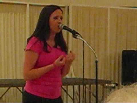 Someday The Wedding Singer Performed By Kristen Basore