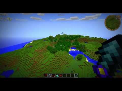 Minecraft yogbox awesome village seed
