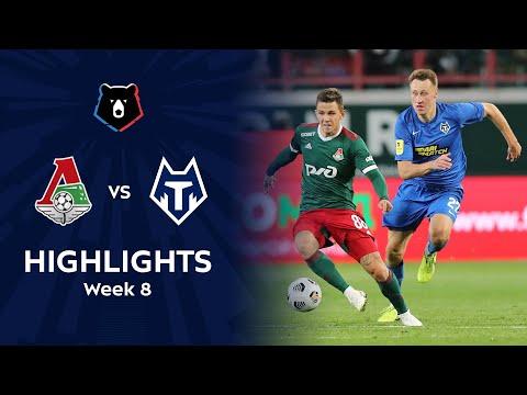 Lokomotiv Moscow FC Tambov Goals And Highlights