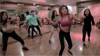 Persiapan Dance Battle Bareng IDanceStudioJKT | Miss Popular 2018 Dance Challenge