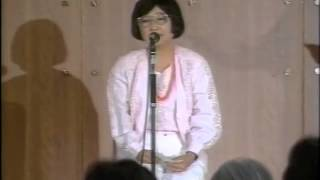 ホスピスボランティアへの道「ひとりの命を大切にする文明」重兼芳子氏
