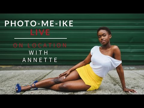 Photography tips and Tricks! Live Shooting with an African Goddess
