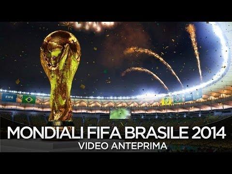 Mondiali FIFA Brasile 2014 - Video Anteprima ITA HD - Everyeye.it