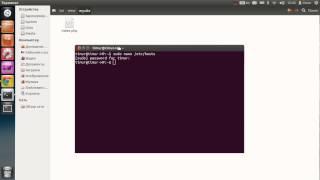 Настройка виртуального хоста в Ubuntu