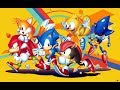 Sonic Mania Plus Gameplay PC Steam Version Mighty the Armadillo Gameplay
