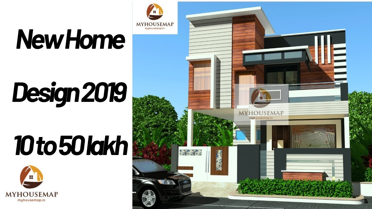 New Home Design 2019 10 To 50 Lakh