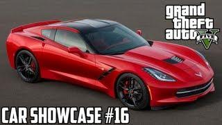 GTA V: Coquette (Corvette) | Car Showcase #16