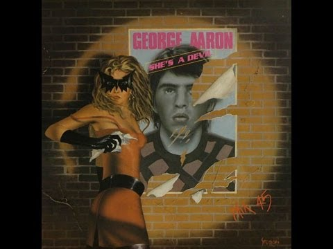George Aaron - She's a Devil [WE LOVE ITALO DISCO] °1984