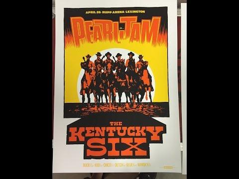 Pearl Jam -  Lexington, KY - 4-26-16