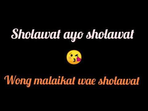 Sawangen Full Lirik Versi Sholawat Gus Ali