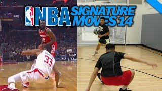 NBA SIGNATURE MOVES 14: ANKLE BREAKERS & FADEAWAYS 2018
