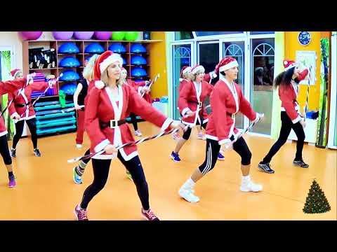 Santa Claus Is Coming To Town - Mariah Carey FITNESS DANCE DANA