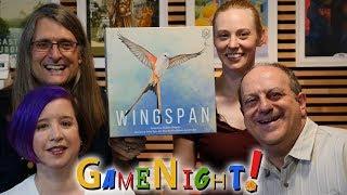 Wingspan - GameNight! Se7 Ep11