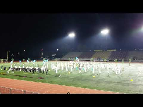 Dartmouth High School Marching Band 2018 New England Championships