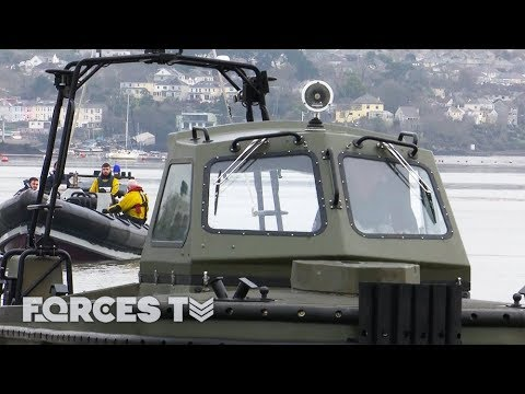 Royal Navy Sailors Prepare For Brand New Swift Class Boats | Forces TV