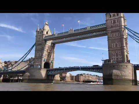 Trip to LONDON, RIB speed boat tour on river Thames + afternoon tea at tower bridge