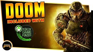 DOOM LIVE: Included With Xbox Game Pass