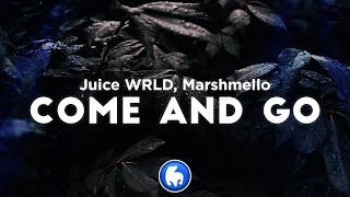 Juice WRLD, Marshmello - Come & Go (Clean - Lyrics)