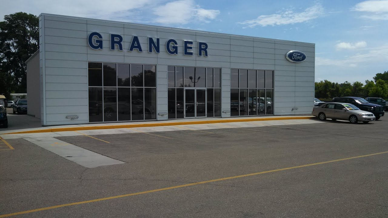 des moines ford dealer granger ford youtube youtube