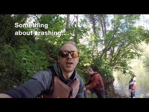 River Wye | Canoe Adventuring | 2016