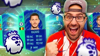 YES! HIGHEST RATED EPL DRAFT!! FIFA 18 Ultimate Team DRAFT