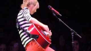 "Taylor Swift - ""The Best Day"" (Live from Washington DC - The RED Tour, May 12th) - HD"