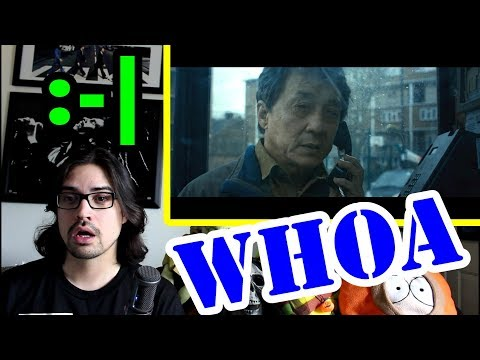 Pothead Reacts 2 The Foreigner | Official Trailer | In Theaters October 13, 2017