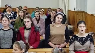 Славят Бога на Молдавском