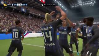 Gambar cover Fifa 19 D3 4em journée Inter Milan (match 4)