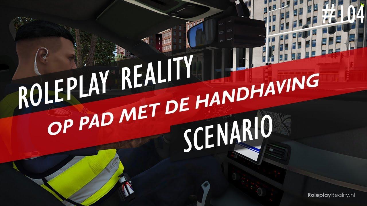OP PAD MET DE HANDHAVING! - GTA 5 ROLEPLAY
