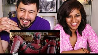 Honest Trailer Deadpool reaction with Mohitha Vankina!