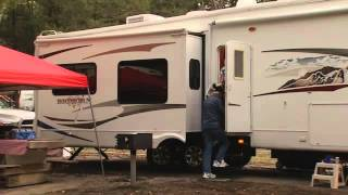 Government Shutdown Moves Campers to State Parks - Sky Arnold