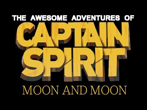 Listening to moms records - The Awesome Adventures Of Captain Spirit
