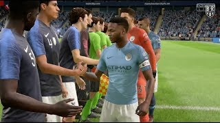FIFA Sim: Manchester City vs. France