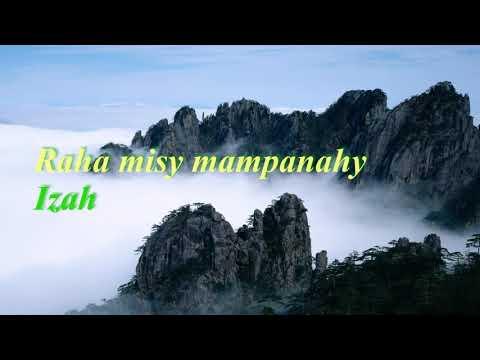 IZAHO MATOKY ANAO - Ny Koraïta - Instrumental