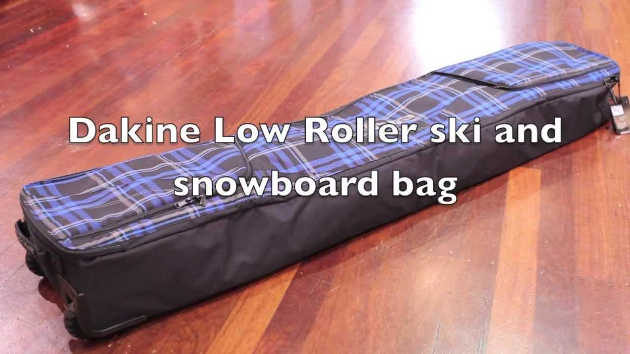 dakine herren snowboardtasche low roller mantle 178 x 15 x 30 cm 1600450. Black Bedroom Furniture Sets. Home Design Ideas
