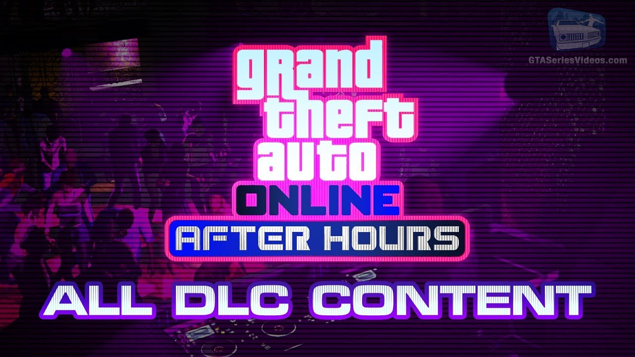 gta v after hours new features