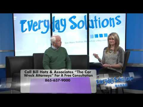 Bill Hotz & Associates on Everyday Solutions - Wreck Investigating