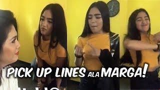 PICK UP Lines Ni ANDREA Brillantes Sinampol Kay DANIELA  Kadenang Ginto