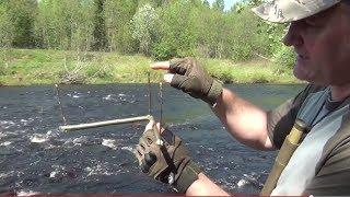 Замер ширины реки. Как измерить ширину реки.