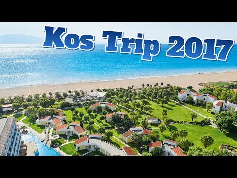 💙GREECE SUMMER PARADISE 💙TRAVEL TRIP 2017 KOS ISLAND 💦🌴 EKEN H9 R AFTERMOVIE