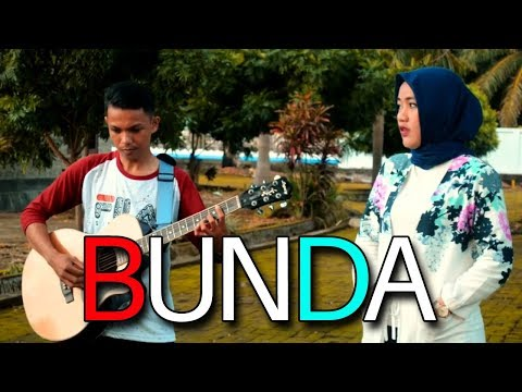 Melly Goeslaw - Bunda By Masdar Ft. Uri (acoustic Cover)