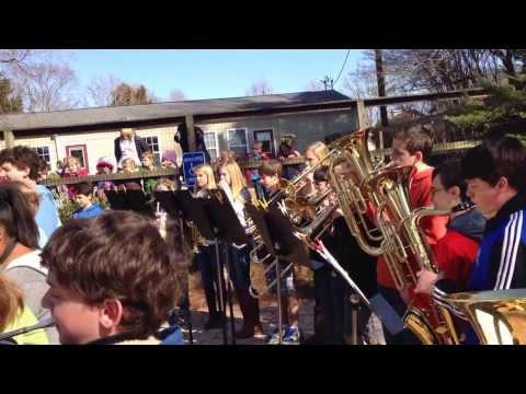 High Meadows School's Jay Underwood's birthday surprise
